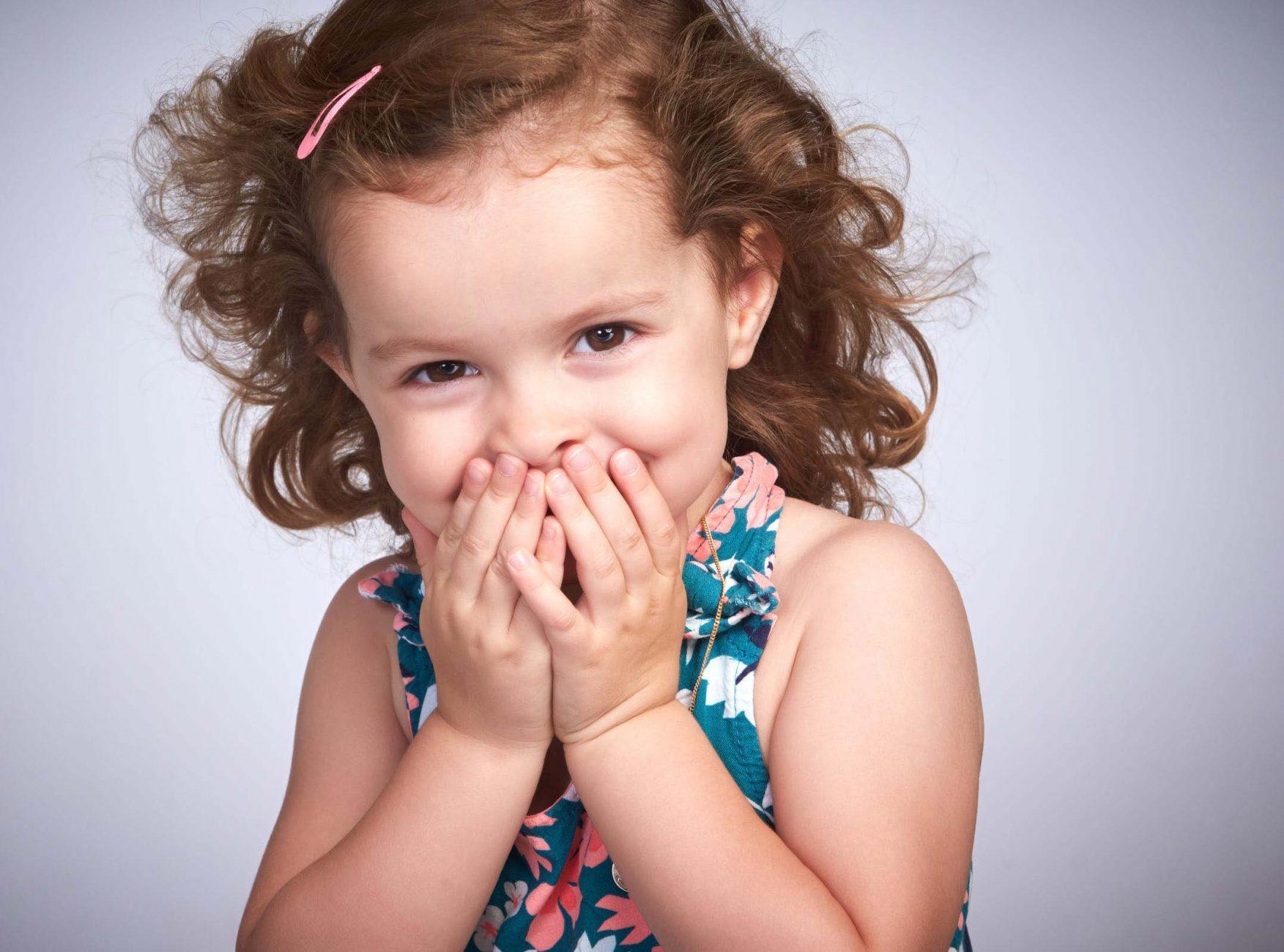 faire des photos d'enfant pour un book